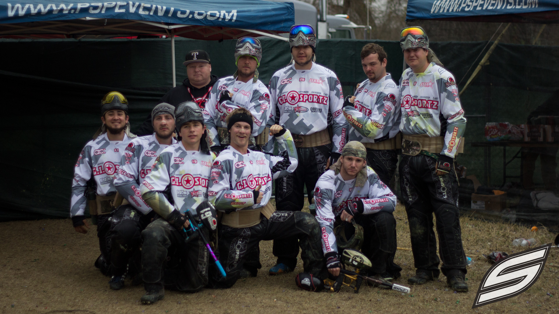 2014 PSP Dallas Open, Day 2 Gallery