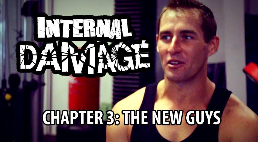 "Chapter 3 of Internal Damage, ""The New Guys"""