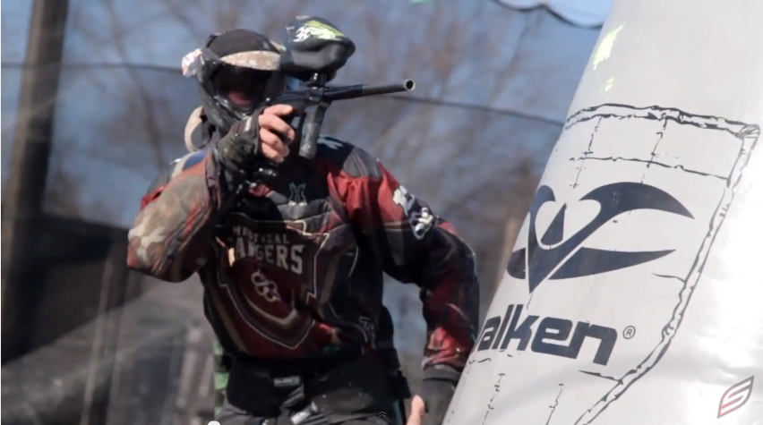 PlayGround Paintball League Event 1 Video