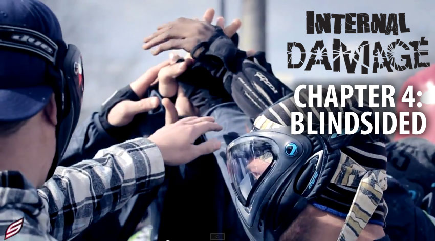 "Chapter 4 of Internal Damage, ""Blindsided"""