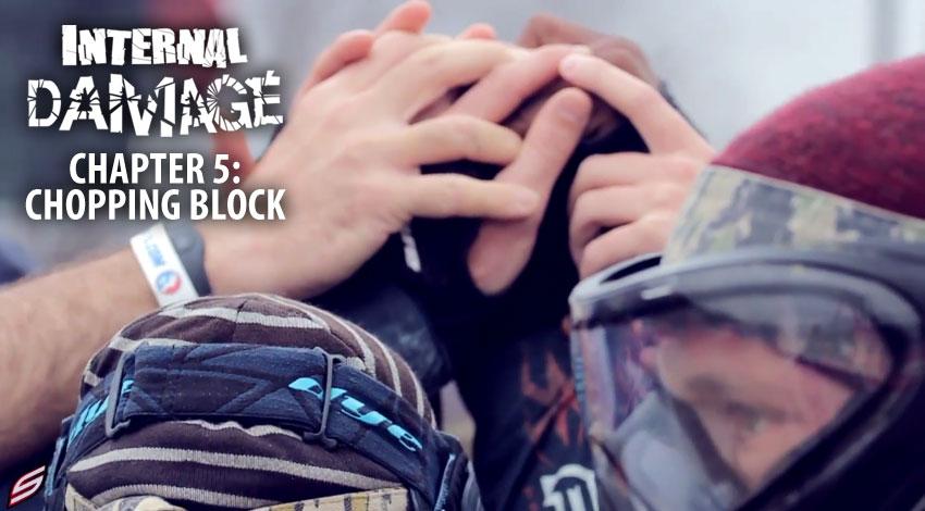 "Chapter 5 of Internal Damage, ""Chopping Block"""