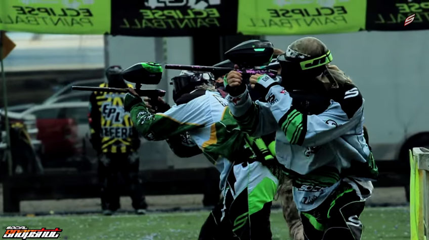 Team Mayhem, Paintball Team Profile Video – Social Snapshot™
