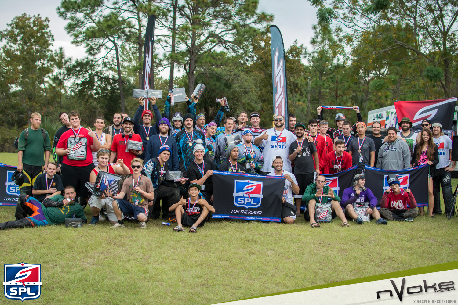 2014 SPL Gulf Coast Open Champions' Club
