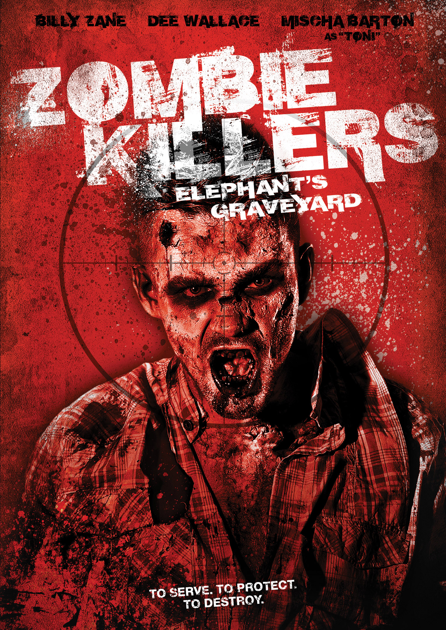 "Paintball Movie | ""Zombie Killers: Elephant's Graveyard"" (2015) Exclusive Trailer"