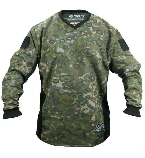 Social Paintball Grit OG Jersey Foxwood FRONT