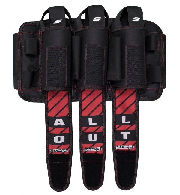 grit pack paintball harness 3 plus 6 OPEN