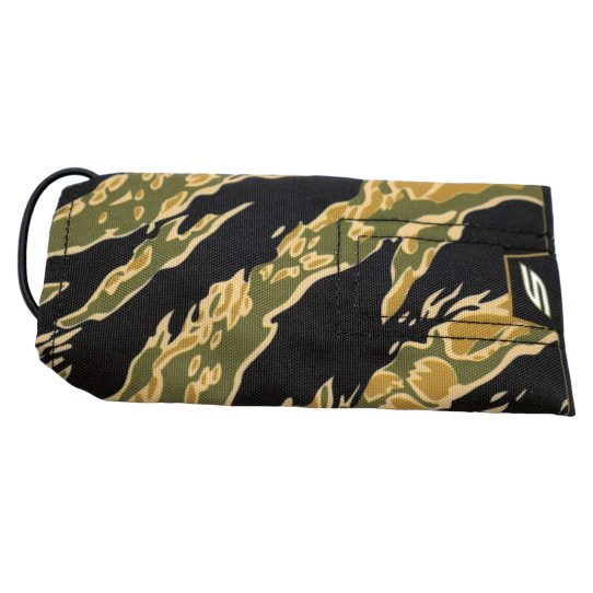 social paintball barrel cover tigerstripe
