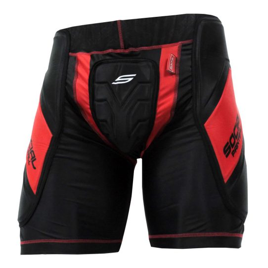 Social Paintball Grit Slider Shorts Front