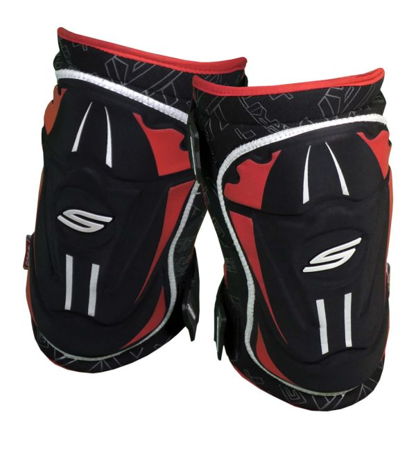 Social Paintball Knee Pads
