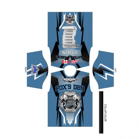Foxs Den Custom Grit Shirt