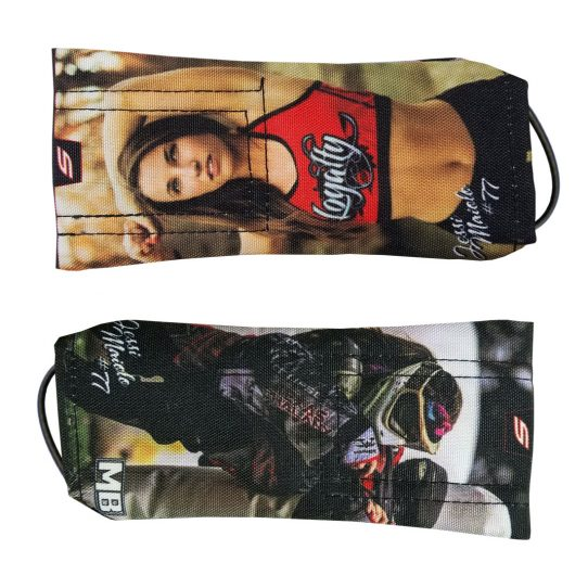 girls of paintball barrel cover Jessi Maiolo