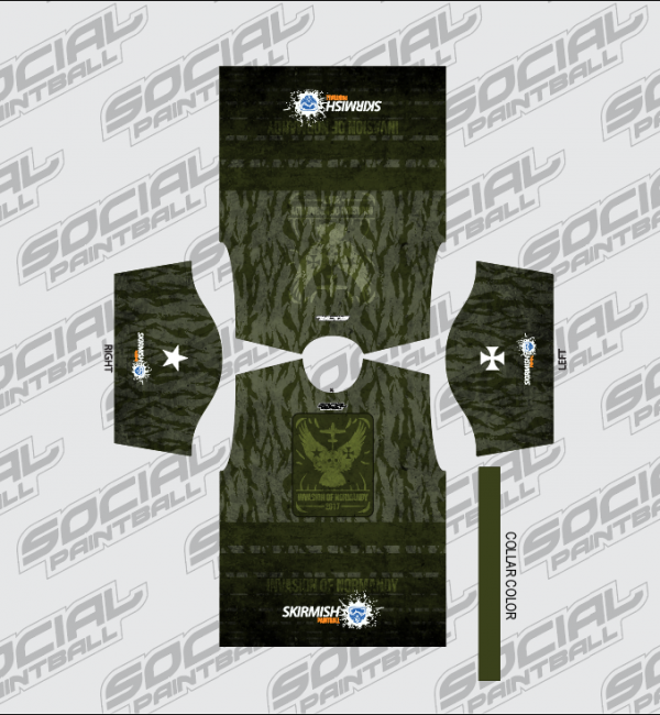 ion skirmish paintball tee 2017
