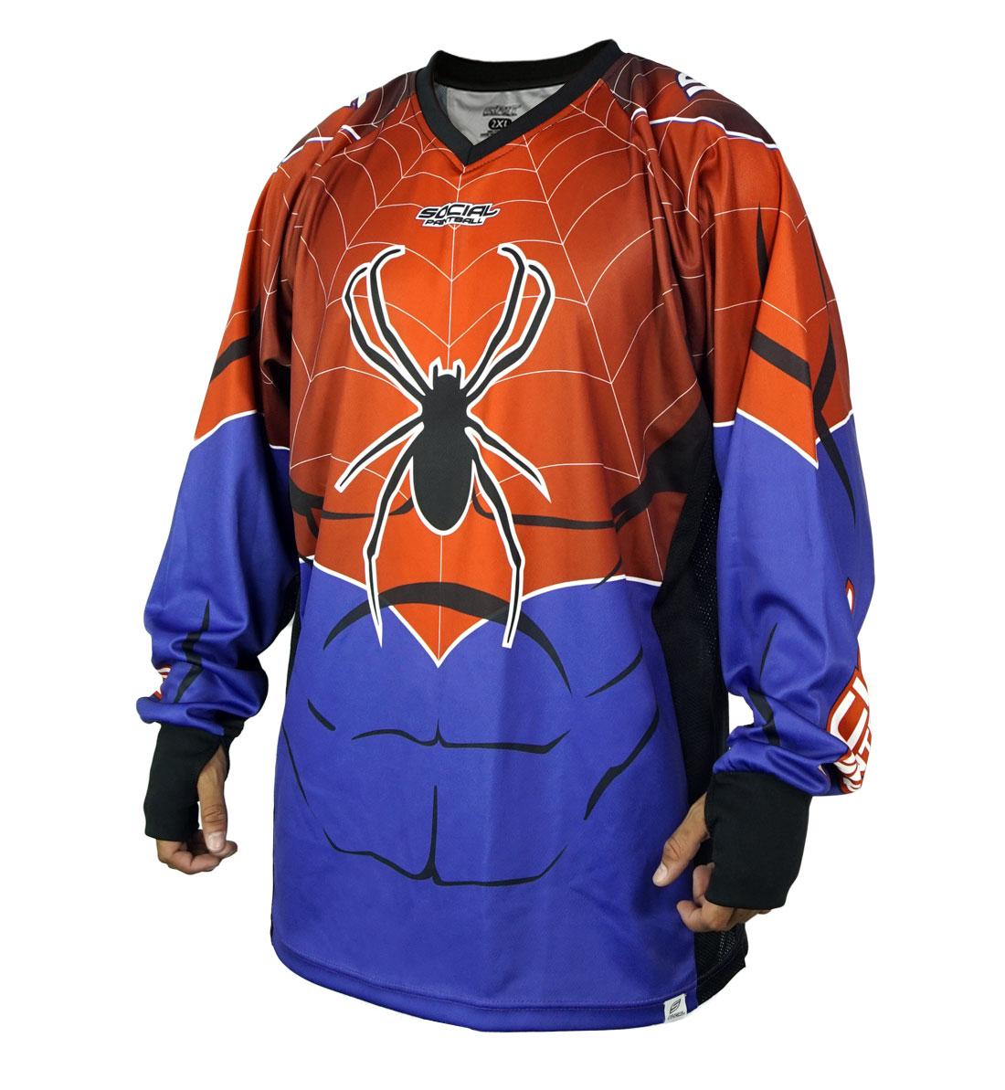 spiderman jersey