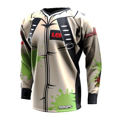 2018 LCP Ghostbusters Custom Event SMPL Jersey Front