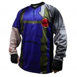 Cable, Unpadded SMPL Paintball Jersey Front