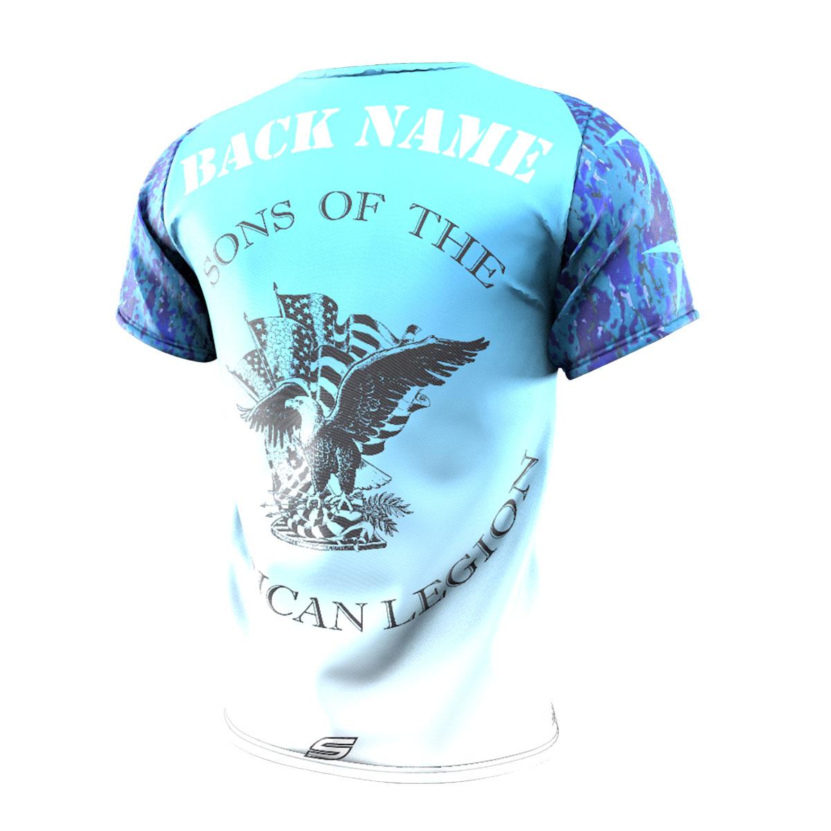 2018 Sons Of The American Legion Team Defiance Custom