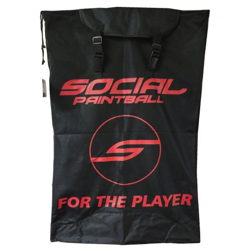 Everything Bag Paintball Gear/Pod Bag Front