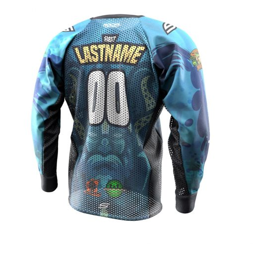 2019 Lost Treasure of Poseidon Event SMPL Jersey Back