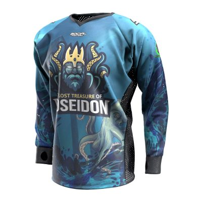 2019 Lost Treasure of Poseidon Event SMPL Jersey Front