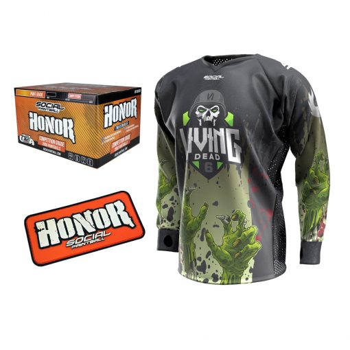 OTP Living Dead 6 Event Honor Package Deal