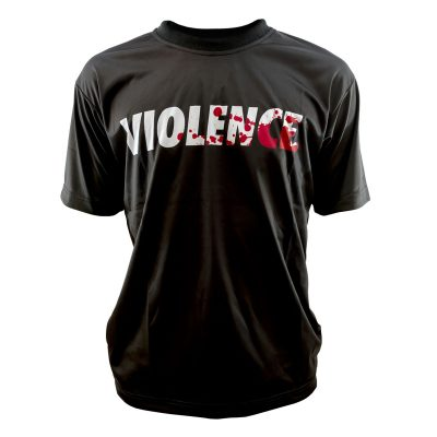 Grit Dry-Wick Shirt, Paintball Violence Blood Splatter