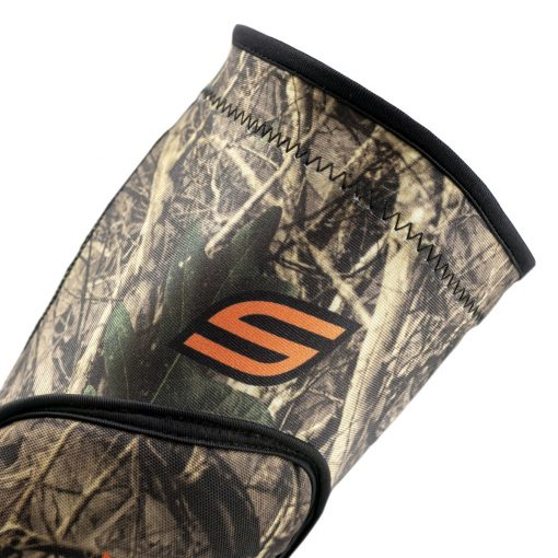 SMPL Elbow Pads, Hunter Camo Arm Opening Zoom