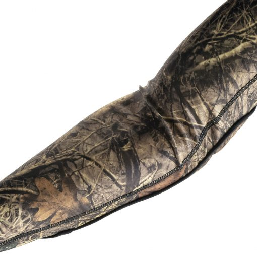 SMPL Elbow Pads, Hunter Camo Stretch Zoom