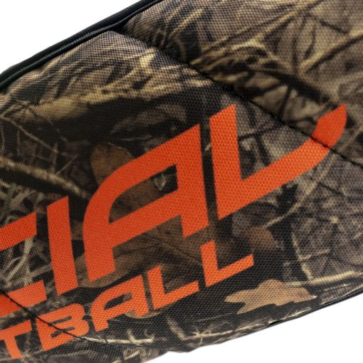 SMPL Elbow Pads, Hunter Camo Pad Zoom