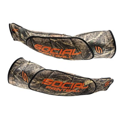 SMPL Elbow Pads, Hunter Camo