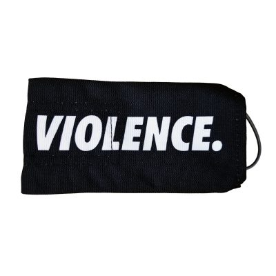 Paintball Barrel Cover, Violence