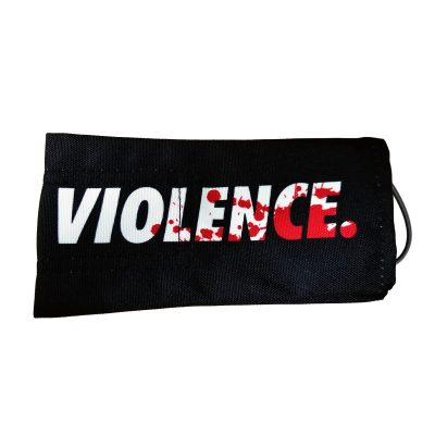 Paintball Barrel Cover, Violence Blood Splatter