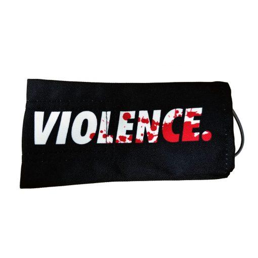 Paintball Barrel Cover, Violence Blood Splatter