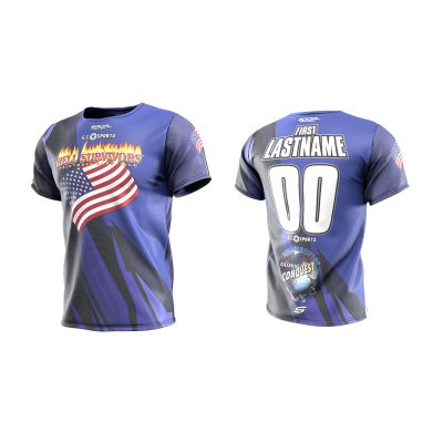 2020 Global Conquest Event Shirt