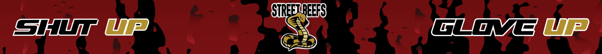 StreetBeefs Merch and Gear