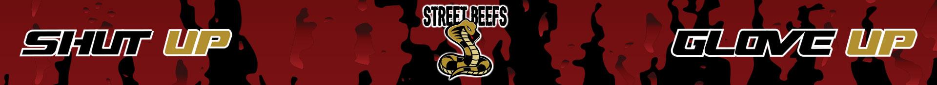 StreetBeefs Merch and Gear