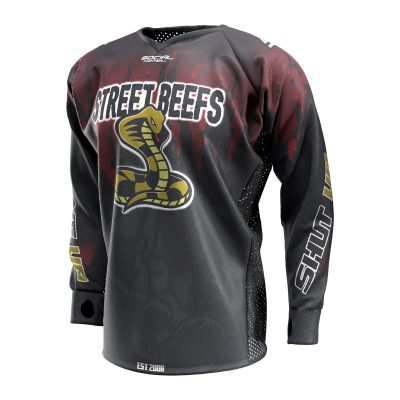StreetBeefs Paintball Jersey Front