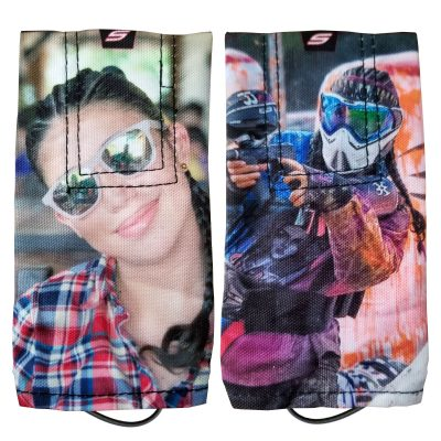 Paintball Barrel Cover, Daniela Rojas, No. 1 - Shades, Paintball Girls Series