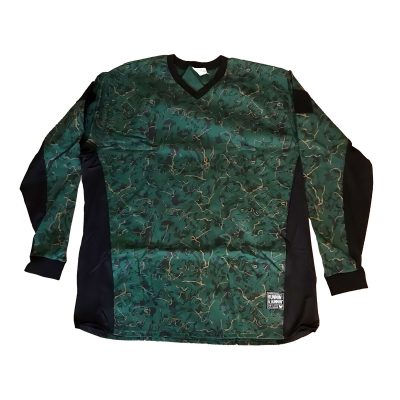 Grit O.G. Renegade Jersey, Green Fire