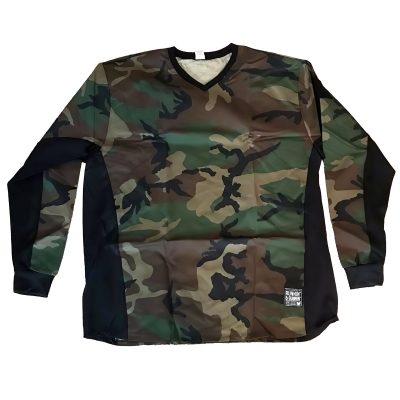 Grit O.G. Renegade Jersey, Brown Leaf