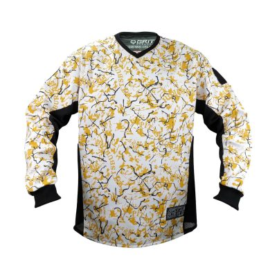Grit O.G. Renegade Jersey, Yellow Fire