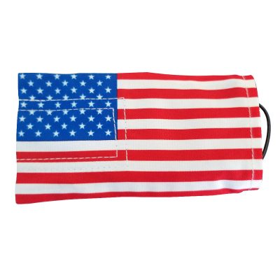 Social Paintball Barrel Cover, USA Flag