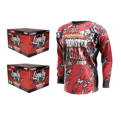 2020 Michigan Monster Game Loyalty Package, Red Team