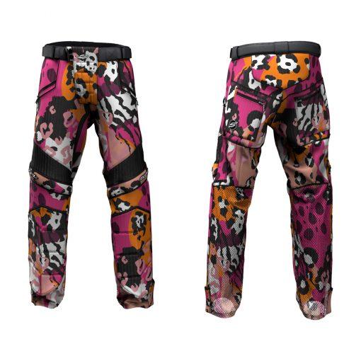 Big Cat Camo Grit v3 Custom Paintball Pants