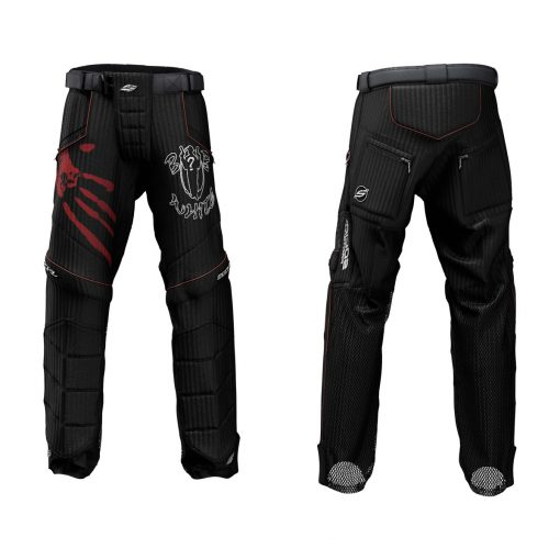 Custom Grit v3 Social Paintball Pants Bob White