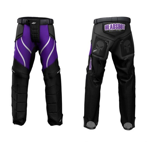 Custom Grit v3 Social Paintball Pants Headshot Hooligans