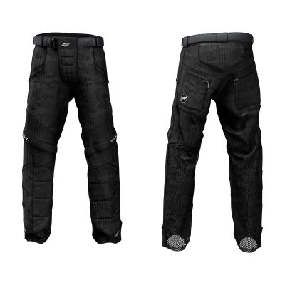 Black Multicam, Night Camo Grit v3 Custom Paintball Pants