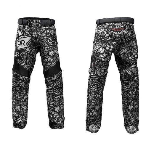 Custom Grit v3 Social Paintball Pants Rockstar Energy