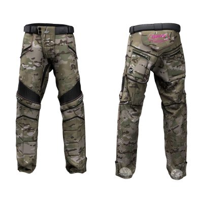 Tan Multicam Sand Camo Grit v3 Custom Paintball Pants
