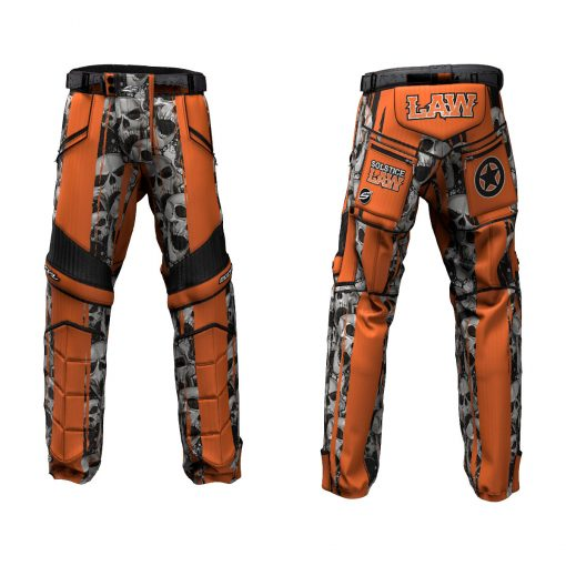 Custom Grit v3 Social Paintball Pants Solstice Law