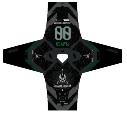 2020 CPX Dreaded Legends 5 Custom Event SMPL Jersey